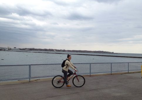 72) Bike to Etobicoke
