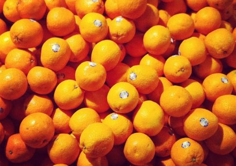 Oranges & Tangerines = Luck