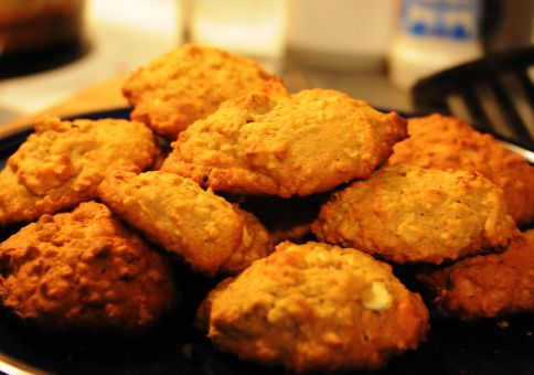 297) Make Pumpkin Cookies
