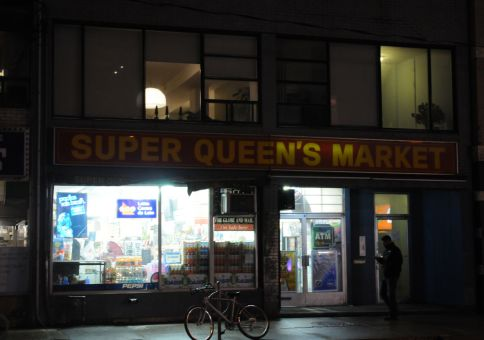 Charming Queen West convenience