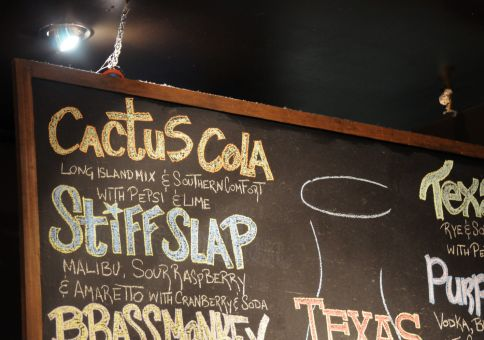 Why is this drink called Cactus Cola?