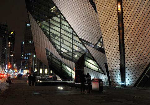 337) Visit the ROM's new building